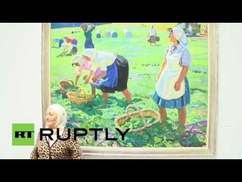 UAE: Grand exhibition of 20th century Russian art opens in Abu Dhabi