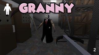 GRANNY SLENDERMAN OLDU !! / ROBLOX GRANNY / PRAT-K OYUN
