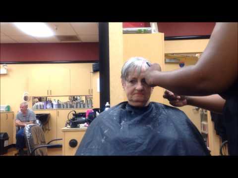 Short Sassy Shag Haircut