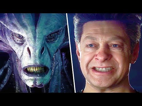 Unreal Engine 4 Next-Gen Graphics Tech Demo 2018 (Performed by Andy Serkis)