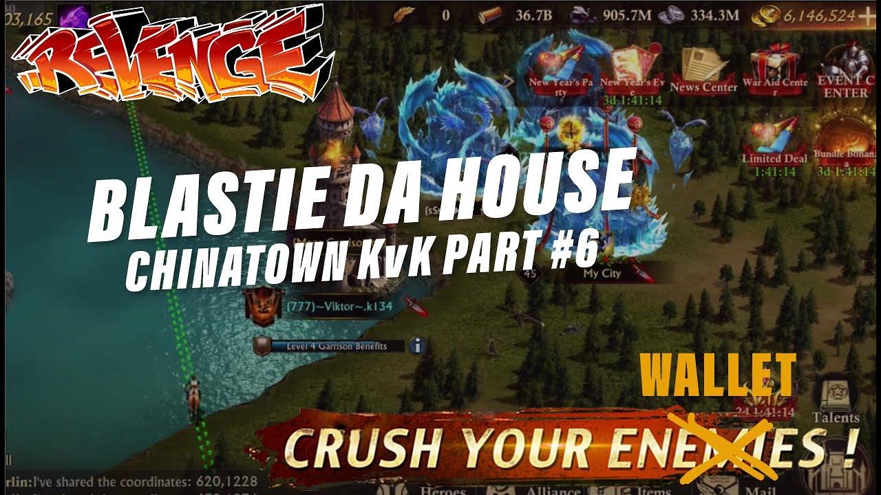 Download King of Avalon - KvK Blastie da House.. Part 6
