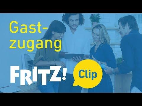 FRITZ! Clip – Der FRITZ! Hotspot für Ihre Gäste