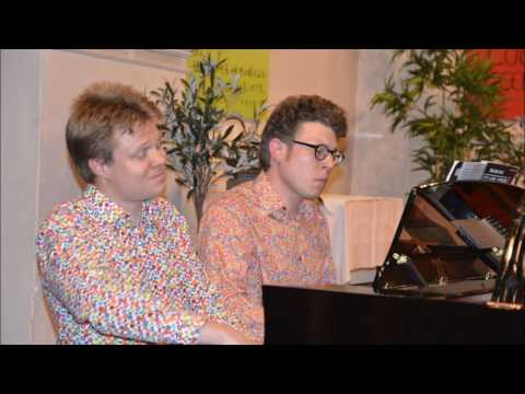 Duo b!z'art  - Barber, Souvenirs op.28: Hesitation-Tango