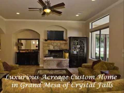 3705 Goodnight Trail  in Grand Mesa of Crystal Falls by Marty Kelly  MLS 7734632