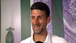Wimbledon 2019 Večernji Studio za 12.07.   SPORT KLUB TENIS