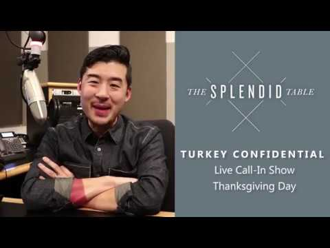 Turkey Confidential 2018 - Live on Thanksgiving Day!