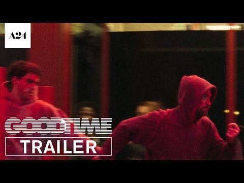 Good Time   Trailer HD  A24