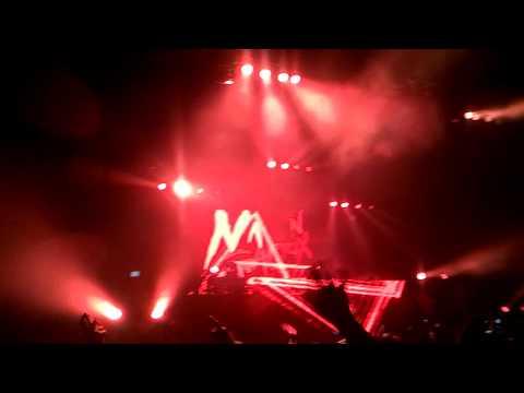 Martin Garrix & Hardwell - Music Box (Live Monterrey 2014)