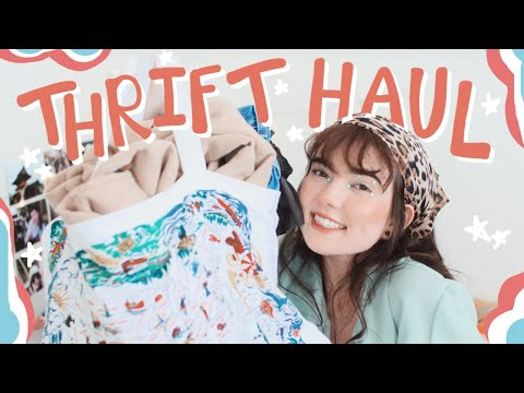 HUGE Goodwill OUTLET Haul *Trends*