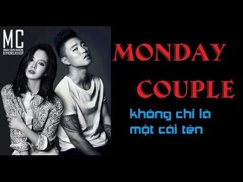 Monday couple: Không chỉ là một cái tên || Running Man Kang Gary and Song Ji Hyo
