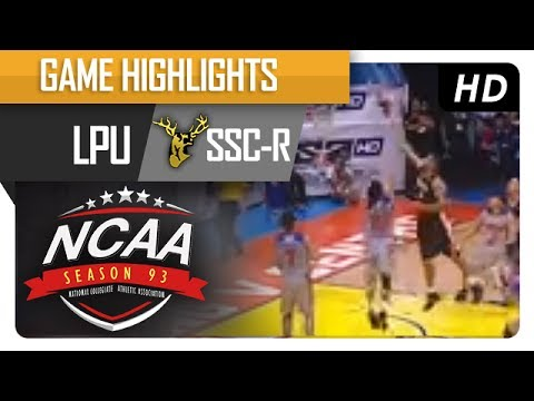 Pirates vs. Stags | NCAA 93 | MB Game Highlights | July 21, 2017