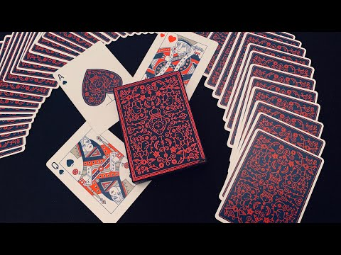 Mailchimp (Red) - Theory11 - Deck Review!