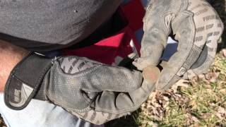 Metal Detecting - Day #3 - Double Walking Liberty Half and Buffalo Spill
