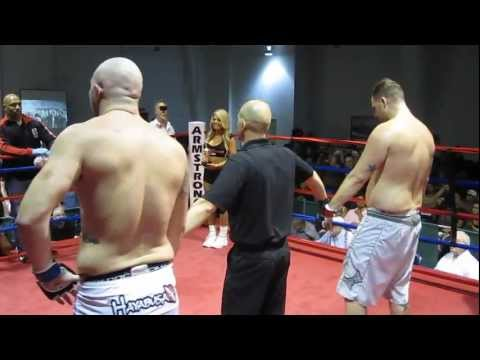 David Foster vs Jeff Scott - Extreme Fight Club