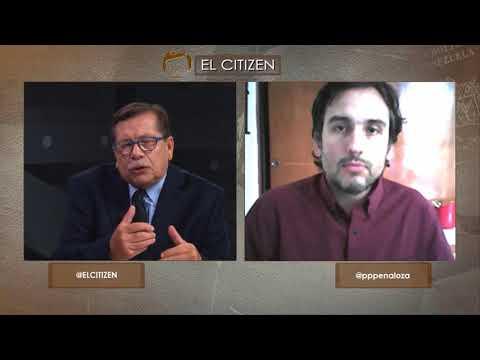 """El Citizen 22/04: """"no hay ambiente electoral en Vzla. SEG04"""
