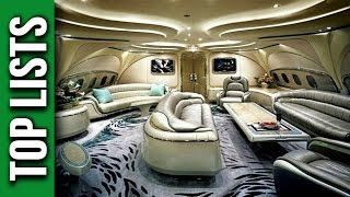 10 Most Luxurious First Class Airlines
