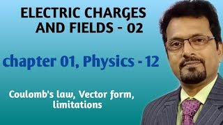 Electrostatics, coulombs law