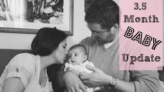 3.5 Month Postpartum Vlog: Traveling, Pumping & More!