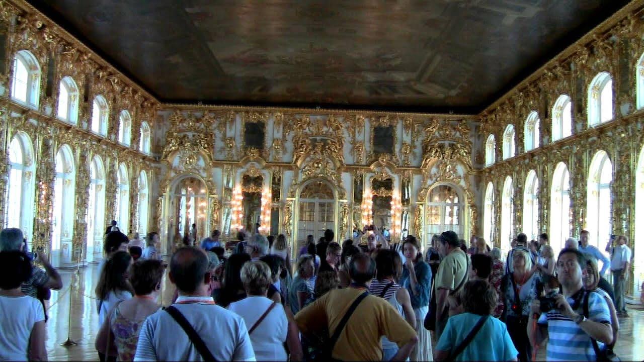 Palacio de catalina ts rskoie siel aldea real puskhin for Sala 0 palacio de la prensa