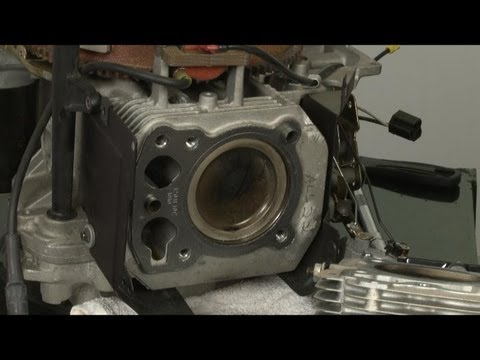 Kohler Small Engine Replace Cylinder Head Gasket #12 041 10-S - YouTube