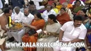Actor Radha Ravi Son Wedding