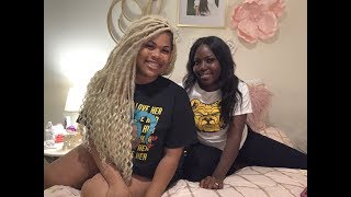 Bestfriend Tag! | Krystal Hall