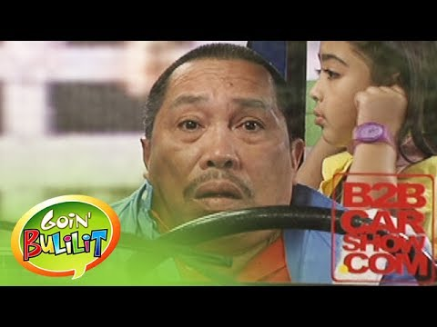 Goin' Bulilit: Funny jeepney scenes: The kids deliver jokes set inside a jeepney.  Subscribe to ABS-CBN Entertainment channel! - http://bit.ly/ABS-CBNEntertainment  Watch the full episodes of Goin' Bulilit on TFC.TV   http://bit.ly/GoinBulilit-TFCTV and on IWANT.TV for Philippine viewers, click:  http://bit.ly/GoinBulilit-IWANTv  Visit our official website!  http://entertainment.abs-cbn.com/tv/shows/goinbulilit/main http://www.push.com.ph  Facebook: http://www.facebook.com/ABSCBNnetwork  Twitter:  https://twitter.com/ABSCBN https://twitter.com/abscbndotcom Instagram: http://instagram.com/abscbnonline