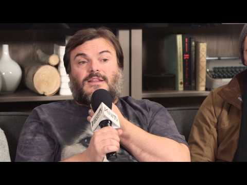 Sundance: Jack Black on Working with First-Time Directors for 'The D-Train'