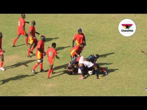 Ghana thumps Benin in Rugby African Regional Challenge -  Highlights