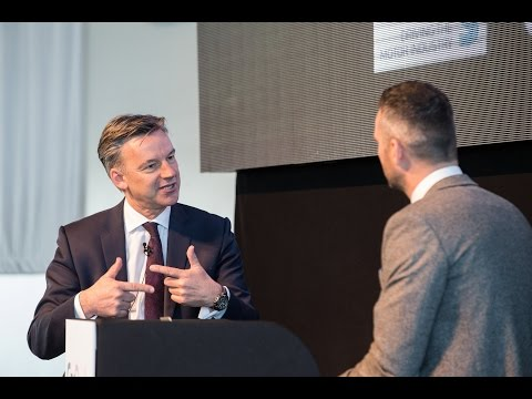 CDX16 Live Stage: SMMT chief executive Mike Hawes