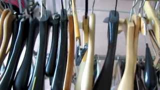 Guangzhou Mannequin And Hanger Supplier  Wooden Hanger .mov
