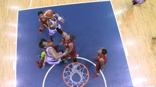 Santos Scores Putback to Win It for SMB | Philippine Cup 2015-2016