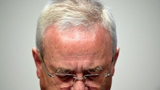 Volkswagen CEO Winterkorn Resigns Amid Emissions Scandal