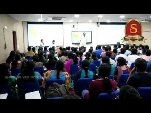 Geography map reading | Around the world in 17 minutes by Shankar | UPSC