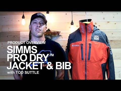 Fly Fishing Southern California - Simms Pro Dry Review