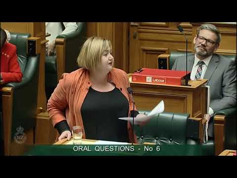 Question 6 - Tamati Coffey to the Minister of Energy and Resources