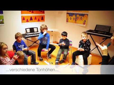 TonARTe Musikschule Mannheim Instrumentenkarussell