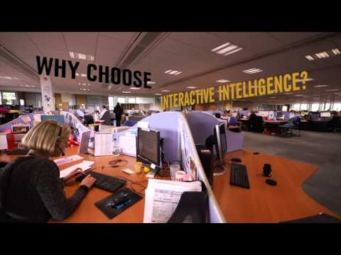 Customer Testimonial Video - Interactive Intelligence | Tech TV Video Production London & Surrey
