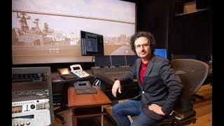 Marios Joannou Elia: Sound of Vladivostok - Mosfilm and Dolby Premier Studio, Moscow