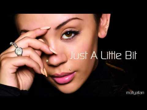 Mutya Buena Just A Little Bit [HD]