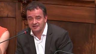 1a Intervenció d'Alfred Bosch (ERC) al Ple de l'Ajuntament de Barcelona