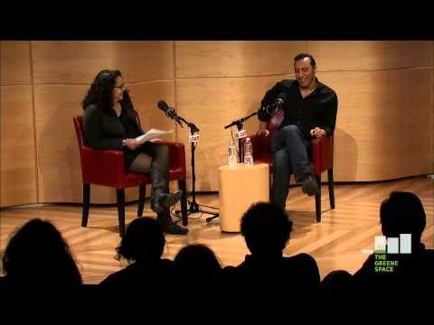 Aasif Mandvi's Favorite Segment on The Daily Show, Live in The Greene Space