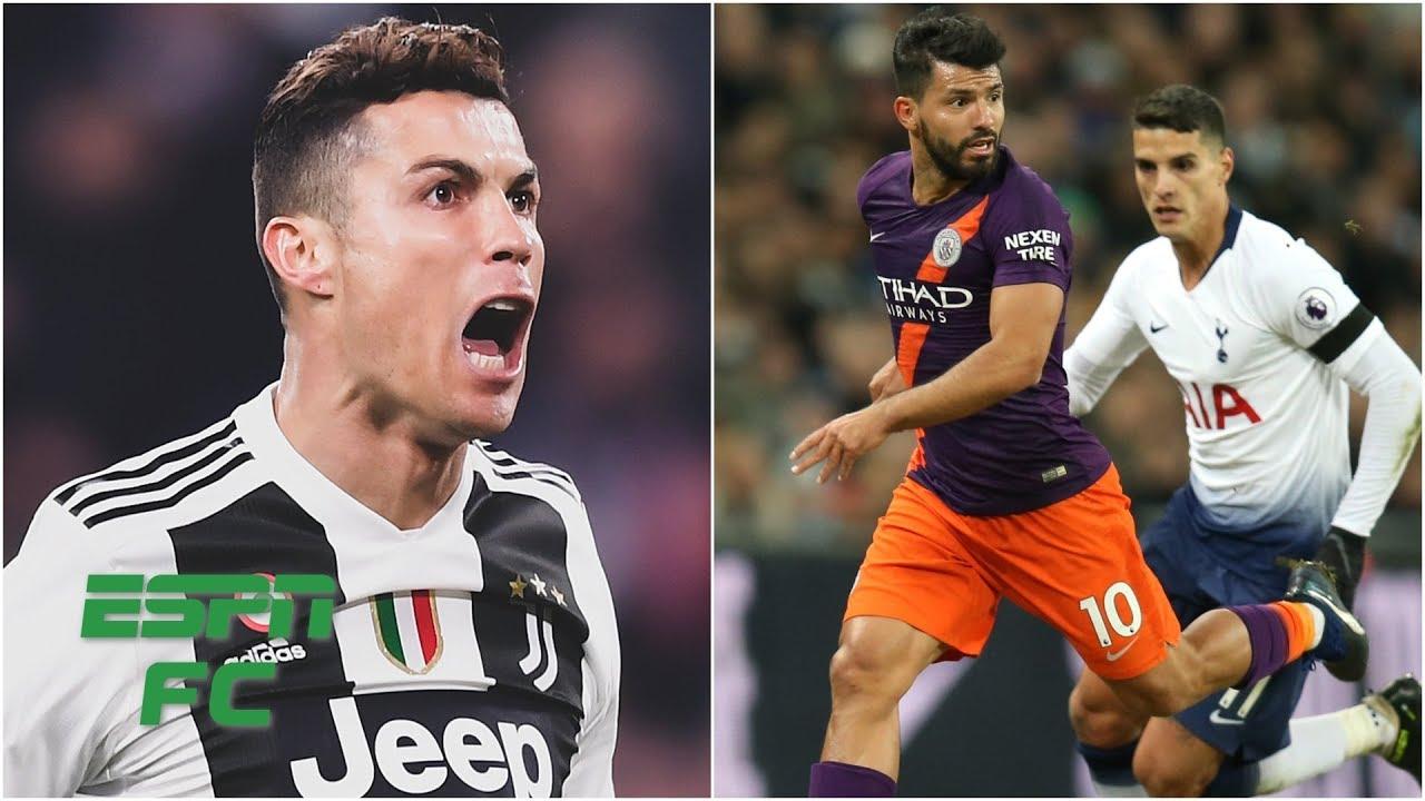 Juventus favourites vs. Ajax with one eye on Man City & Tottenham   Champions League