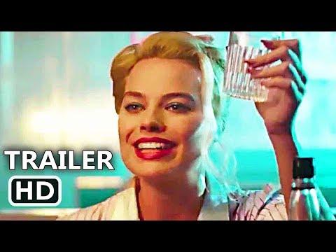 TERMINAL Official Trailer (2018) Margot Robbie, Simon Pegg Movie HD
