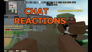 "Roblox Counter Blox - Chat-Reaktionen 1 ""#Busted"""