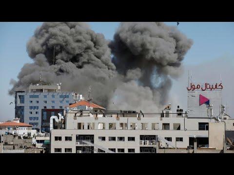 هل تنجح المساعي الدبلوماسية في وقف التصعيد بين إسرائيل وحماس؟  - نشر قبل 7 ساعة