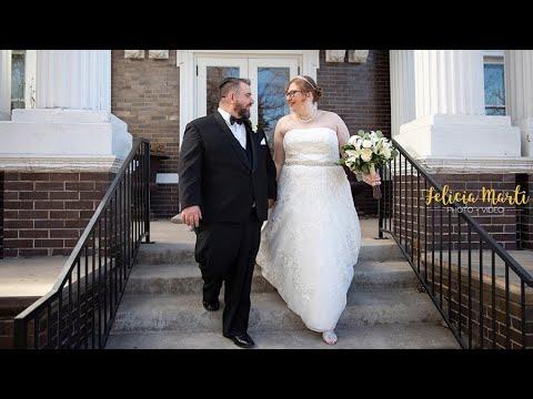 Joyous Jewish Wedding at Historic Mansion
