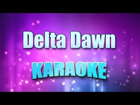 Tucker, Tanya - Delta Dawn (Karaoke & Lyrics)