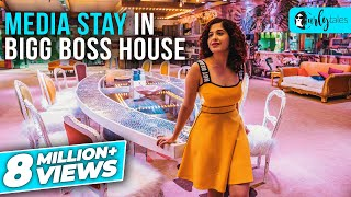 Bigg Boss 13: Kamiya Jani In Media Episode | Curly Tales