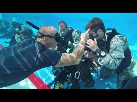 Army Special Forces Underwater Operations School